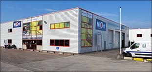 Le r seau niort fr res distribution for Garage niort rouen